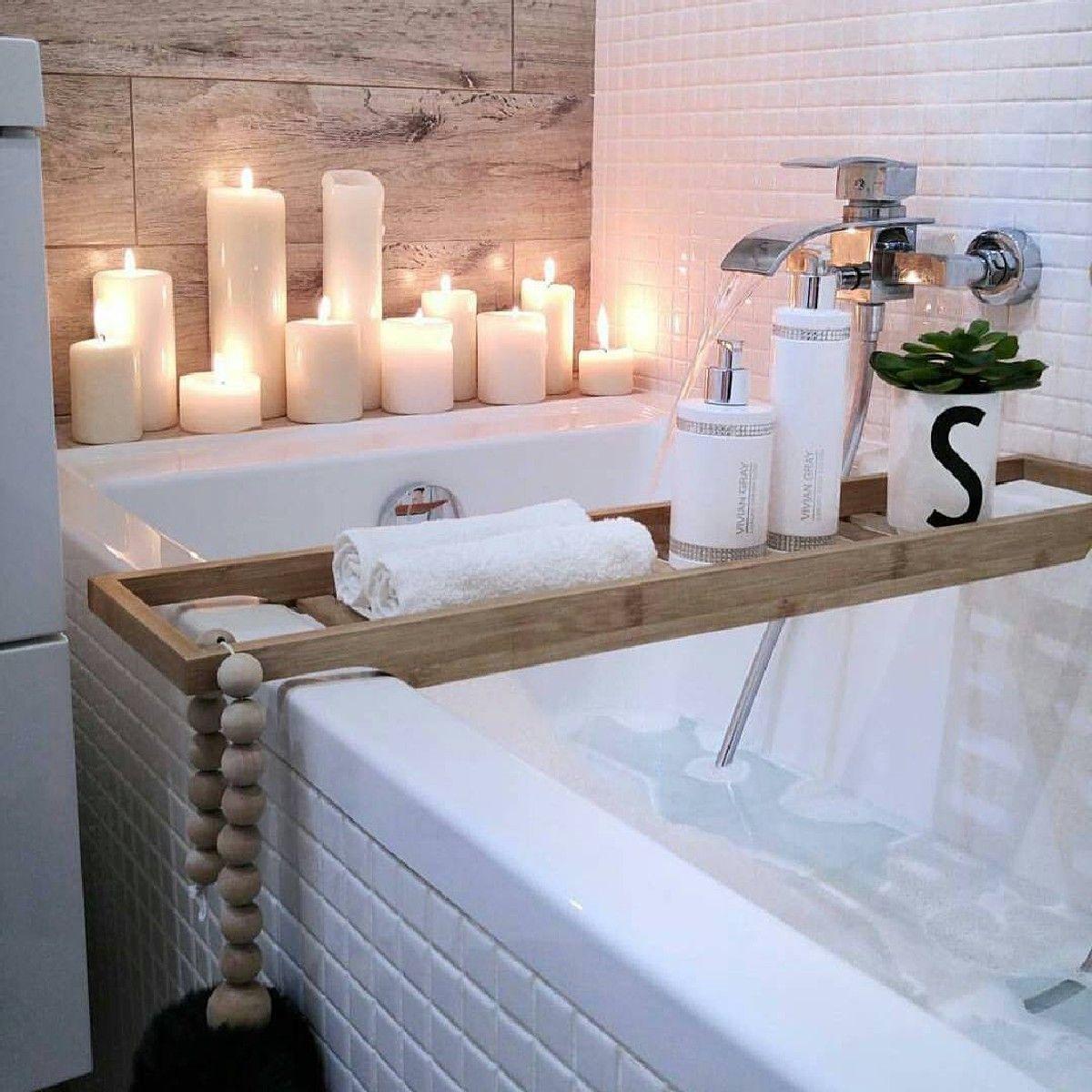 Gợi ý 10 cách thiết kế spa tại nhà giúp nâng tầm không gian phòng tắm - Ảnh 5.