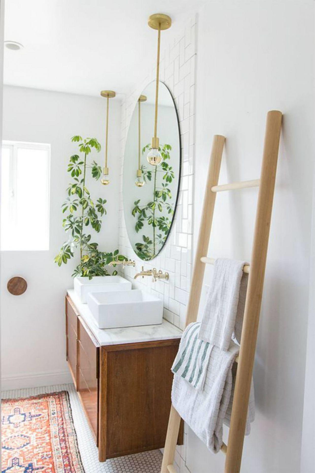 Gợi ý 10 cách thiết kế spa tại nhà giúp nâng tầm không gian phòng tắm - Ảnh 9.