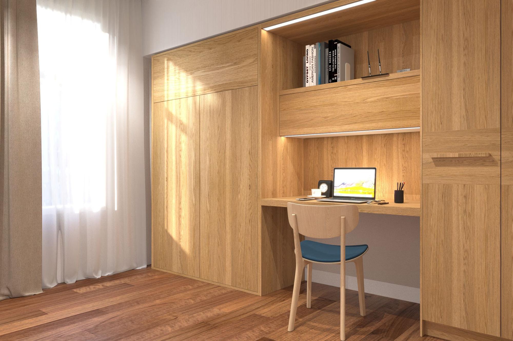 Bật mí 5 cách thiết kế đẹp và thông minh cho nhà nhỏ - Ảnh 4.