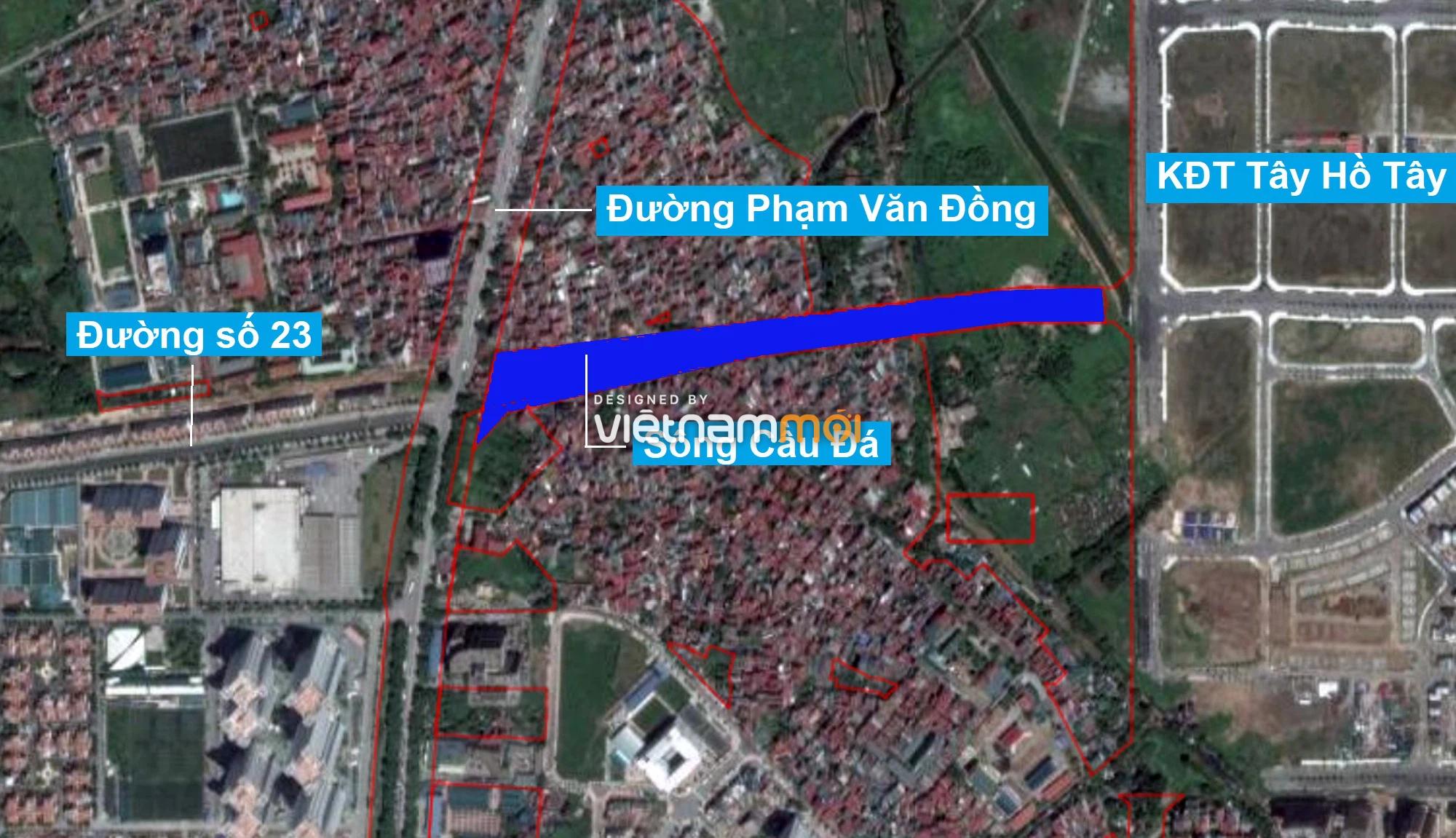 Những khu đất sắp thu hồi để mở đường ở quận Bắc Từ Liêm, Hà Nội (phần 1) - Ảnh 10.
