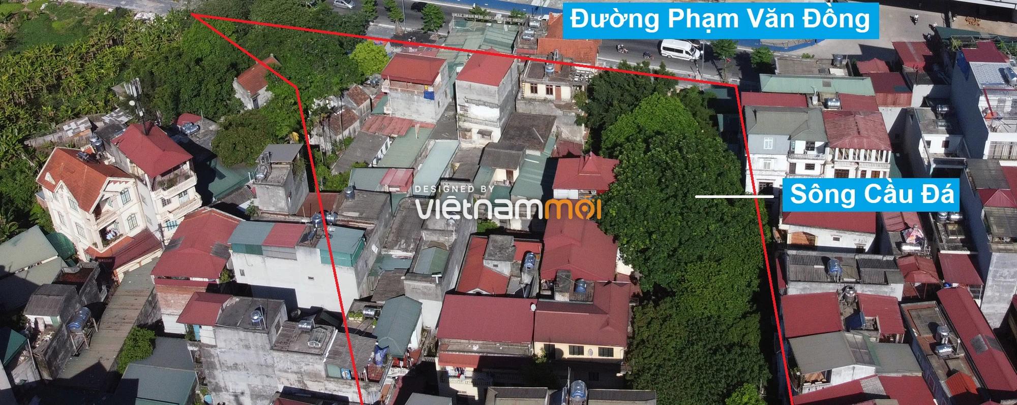 Những khu đất sắp thu hồi để mở đường ở quận Bắc Từ Liêm, Hà Nội (phần 1) - Ảnh 11.