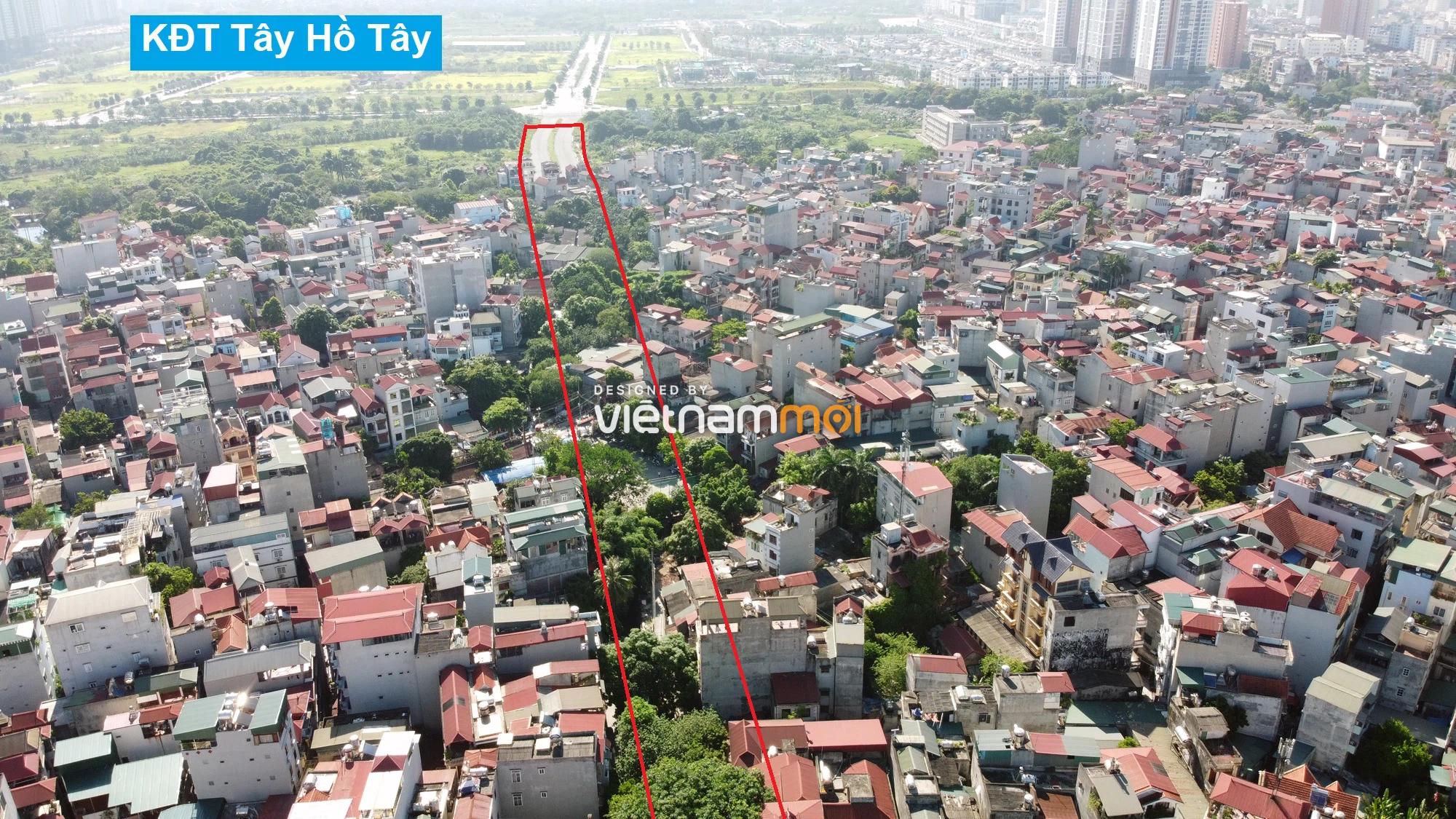 Những khu đất sắp thu hồi để mở đường ở quận Bắc Từ Liêm, Hà Nội (phần 1) - Ảnh 13.