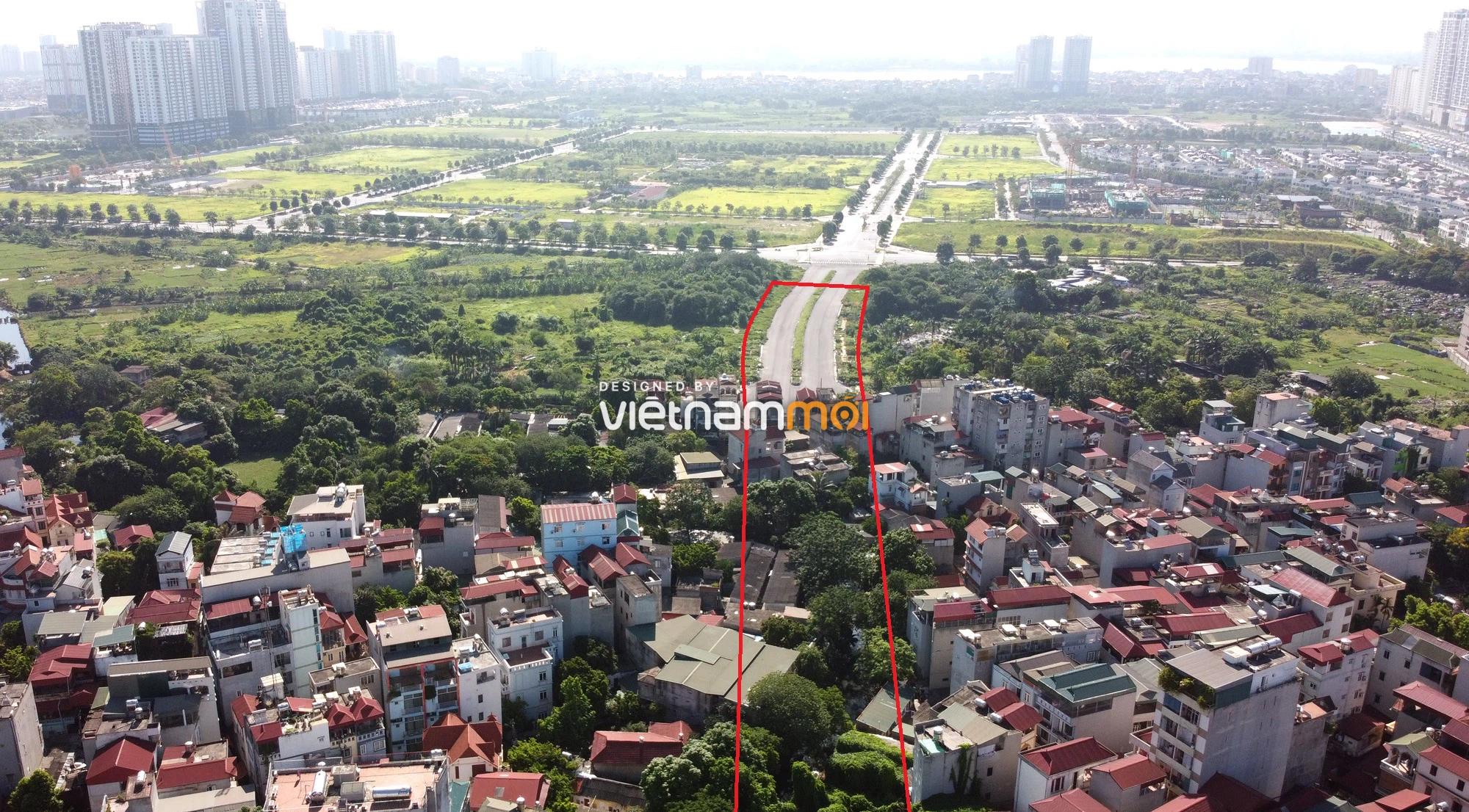Những khu đất sắp thu hồi để mở đường ở quận Bắc Từ Liêm, Hà Nội (phần 1) - Ảnh 14.