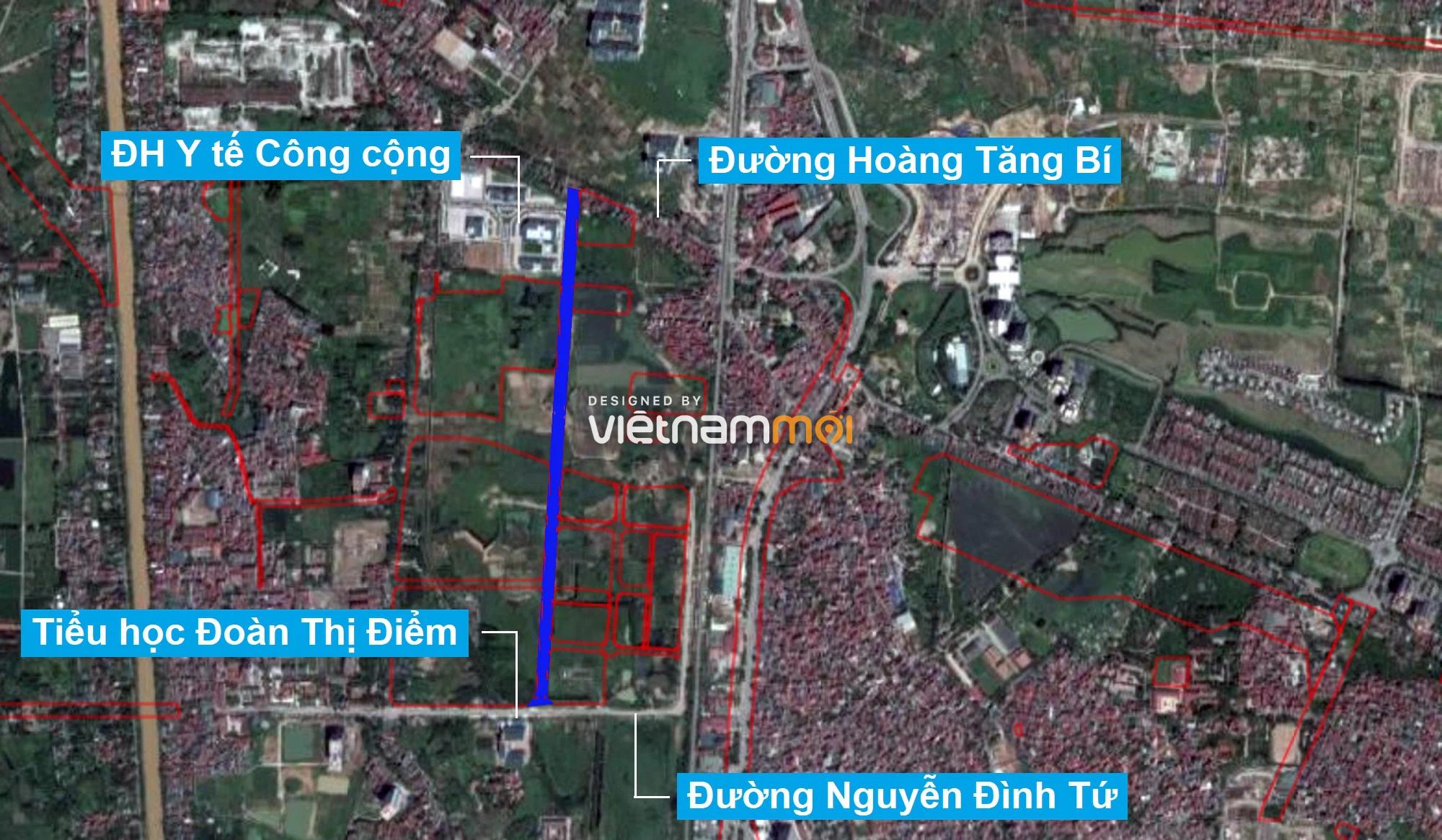 Những khu đất sắp thu hồi để mở đường ở quận Bắc Từ Liêm, Hà Nội (phần 1) - Ảnh 17.