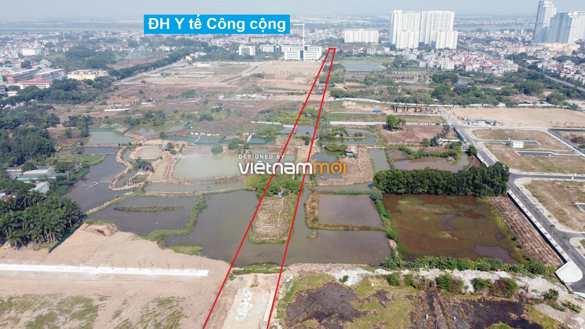 Những khu đất sắp thu hồi để mở đường ở quận Bắc Từ Liêm, Hà Nội (phần 1) - Ảnh 21.