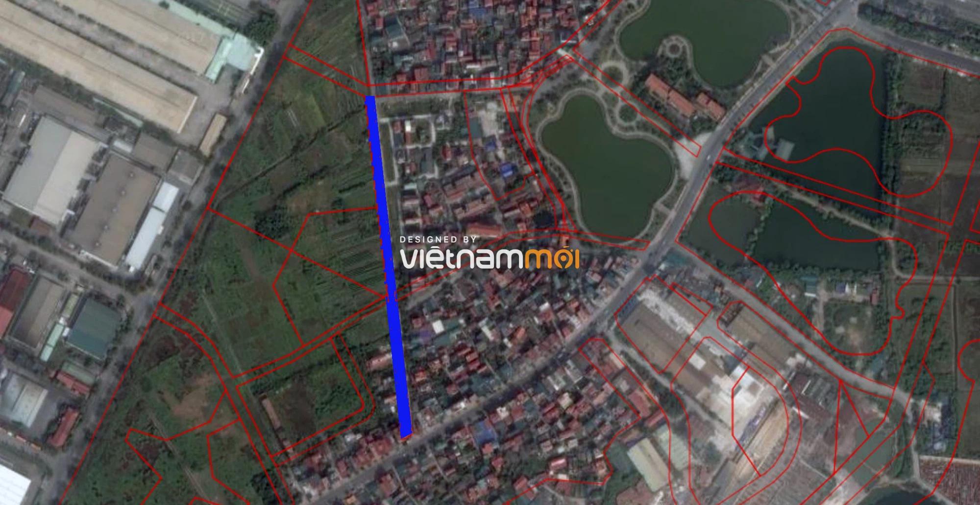 Những khu đất sắp thu hồi để mở đường ở phường Thạch Bàn, Long Biên, Hà Nội (phần 2) - Ảnh 14.