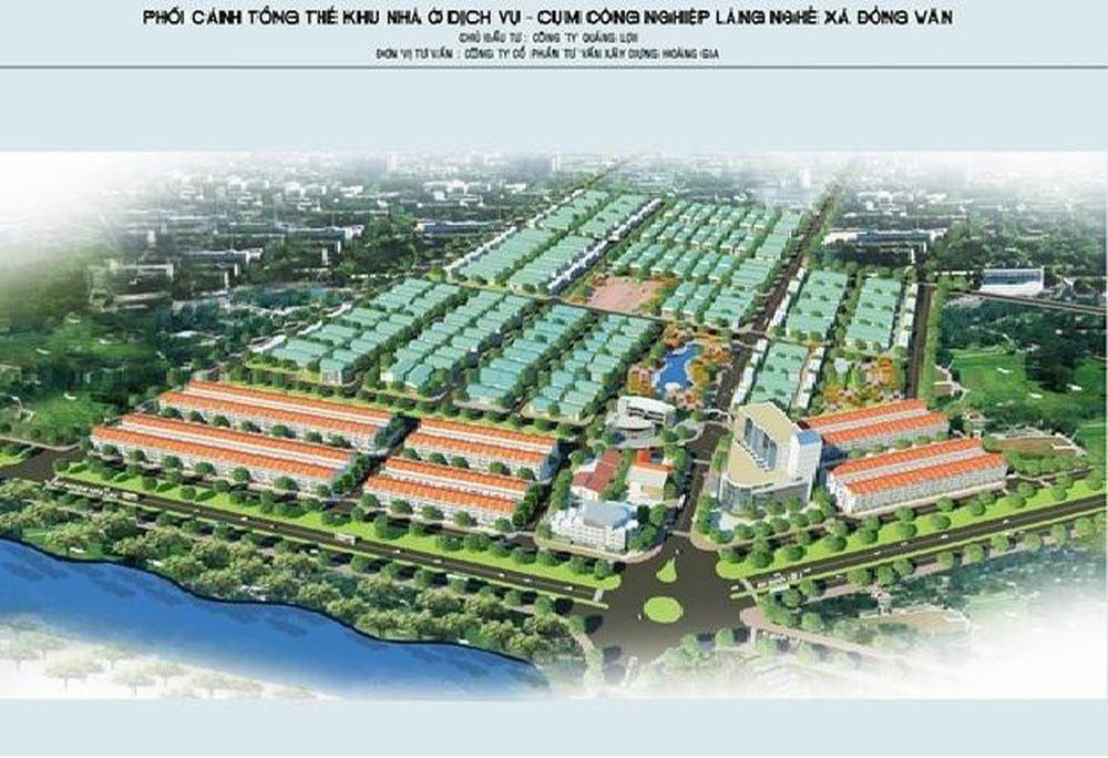Vĩnh Phúc sẽ cưỡng chế thu hồi đất thực hiện dự án CCN Đồng Văn - Ảnh 1.