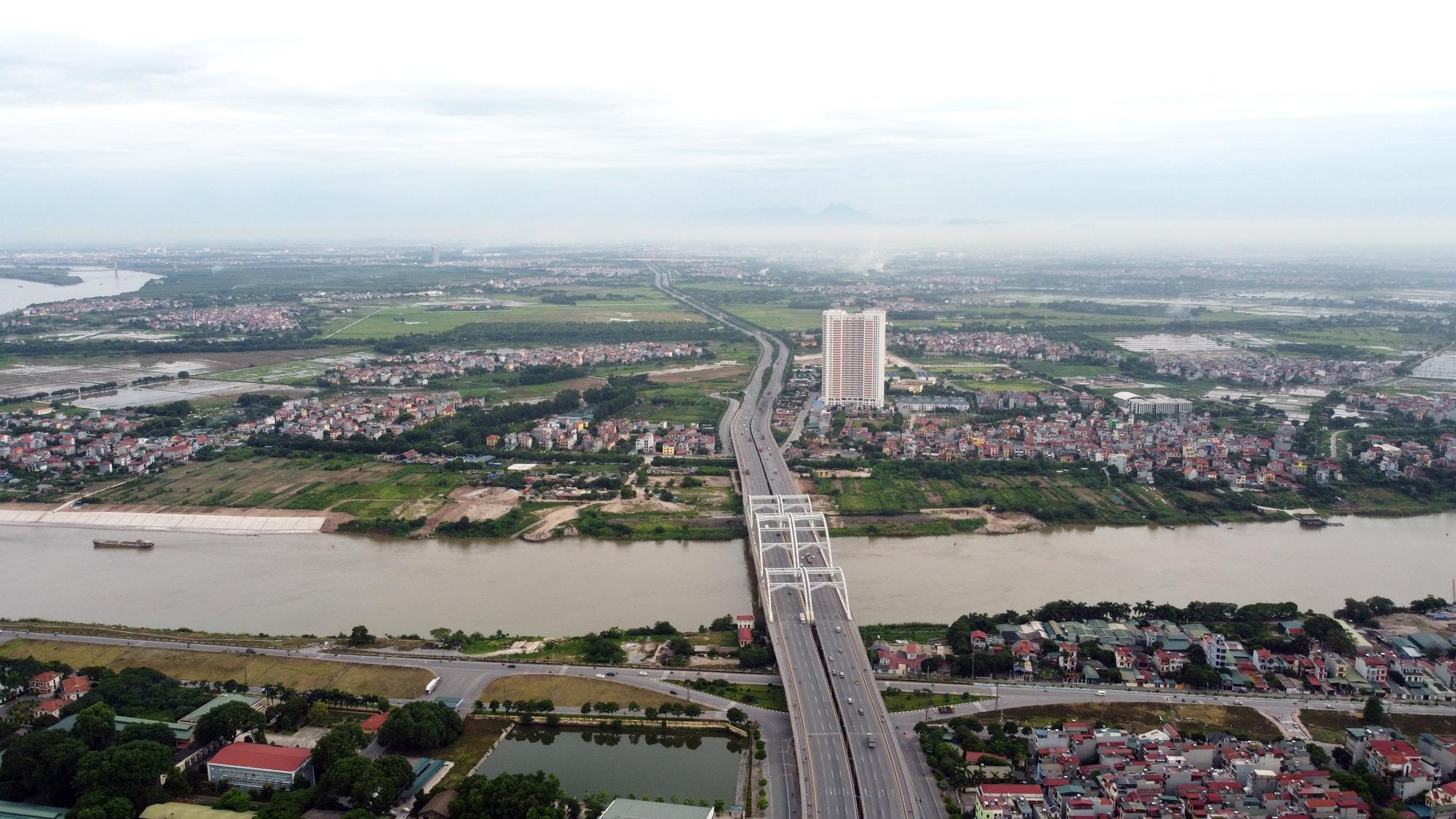 Hà Nội: Toàn cảnh các khu dân cư ven sông Hồng, sông Đuống thuộc diện di dời - Ảnh 14.