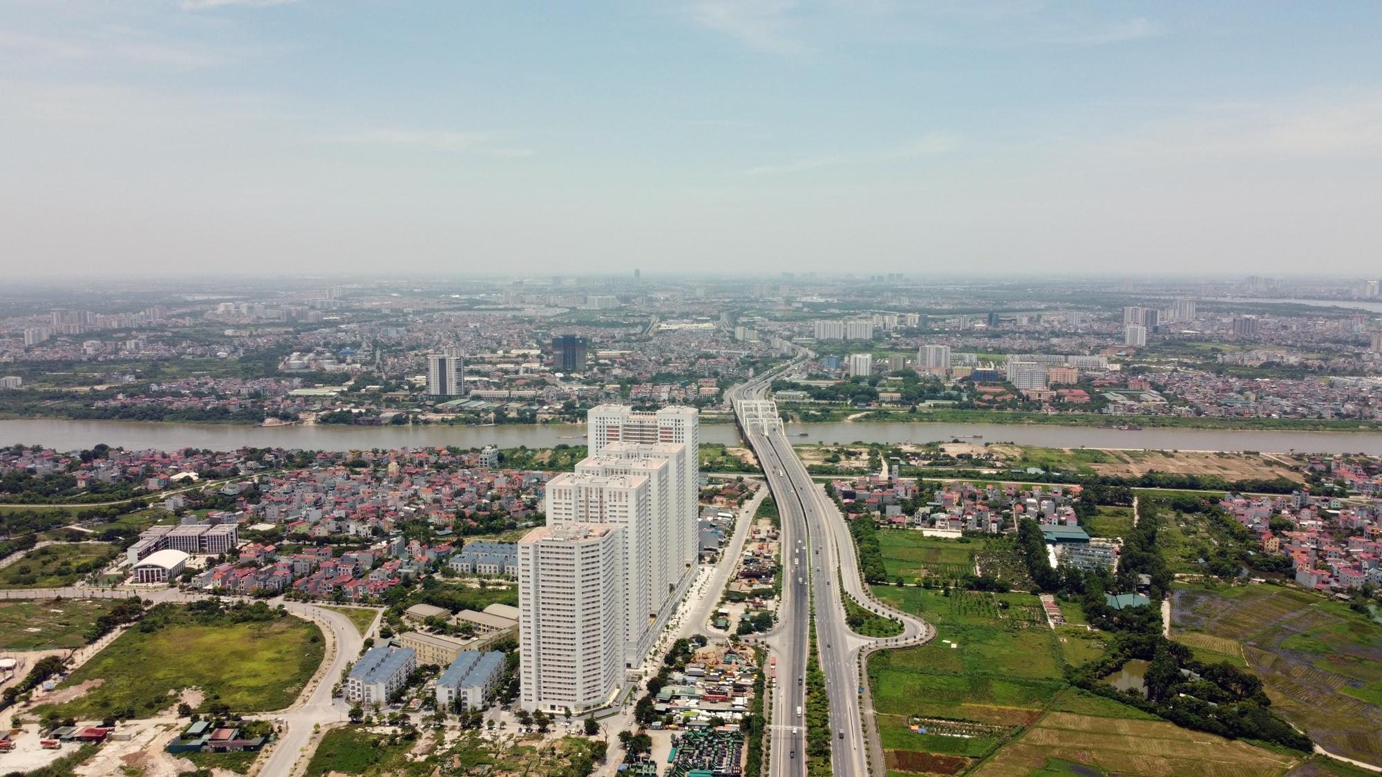 Hà Nội: Toàn cảnh các khu dân cư ven sông Hồng, sông Đuống thuộc diện di dời - Ảnh 15.