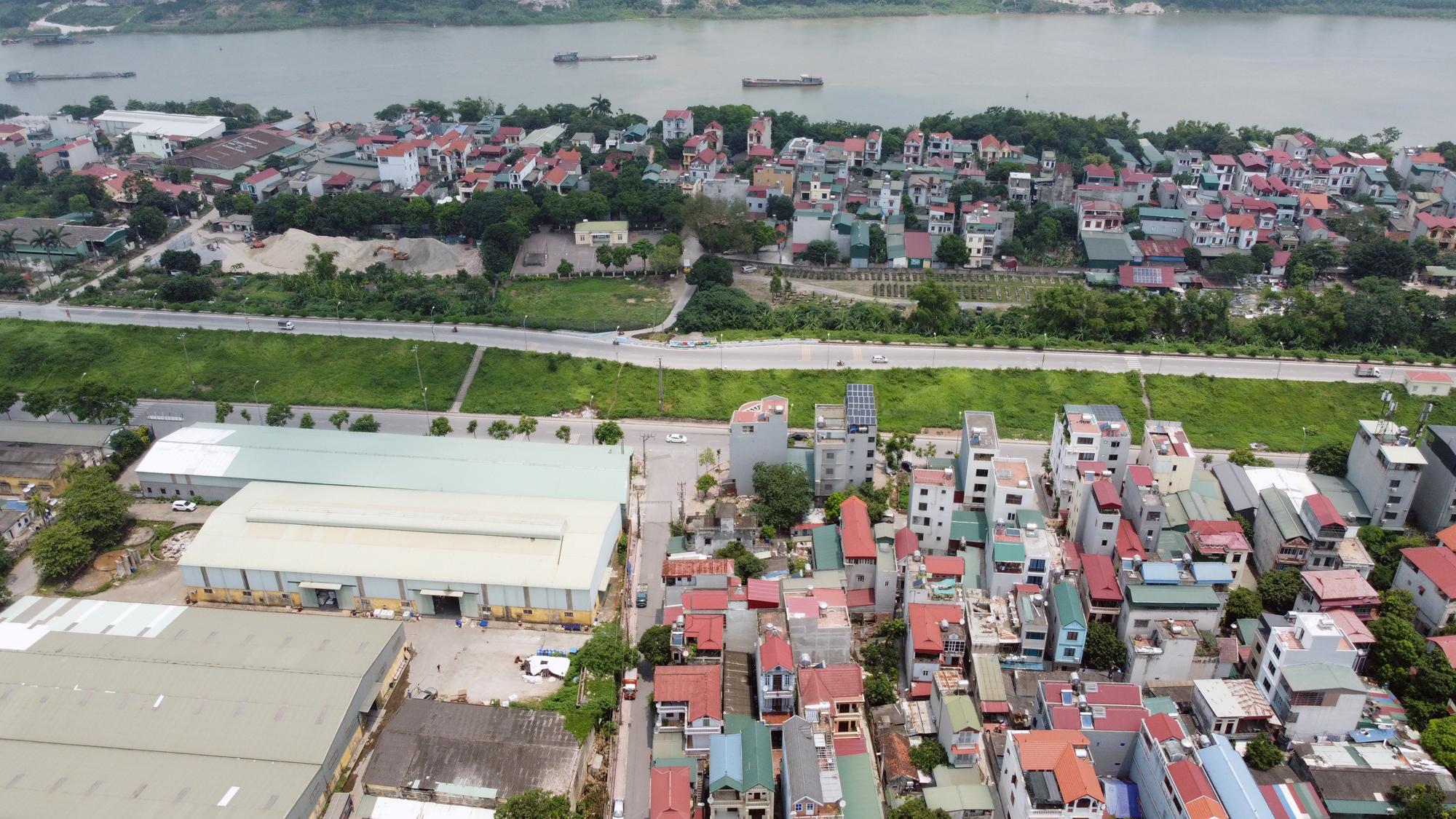 Hà Nội: Toàn cảnh các khu dân cư ven sông Hồng, sông Đuống thuộc diện di dời - Ảnh 17.