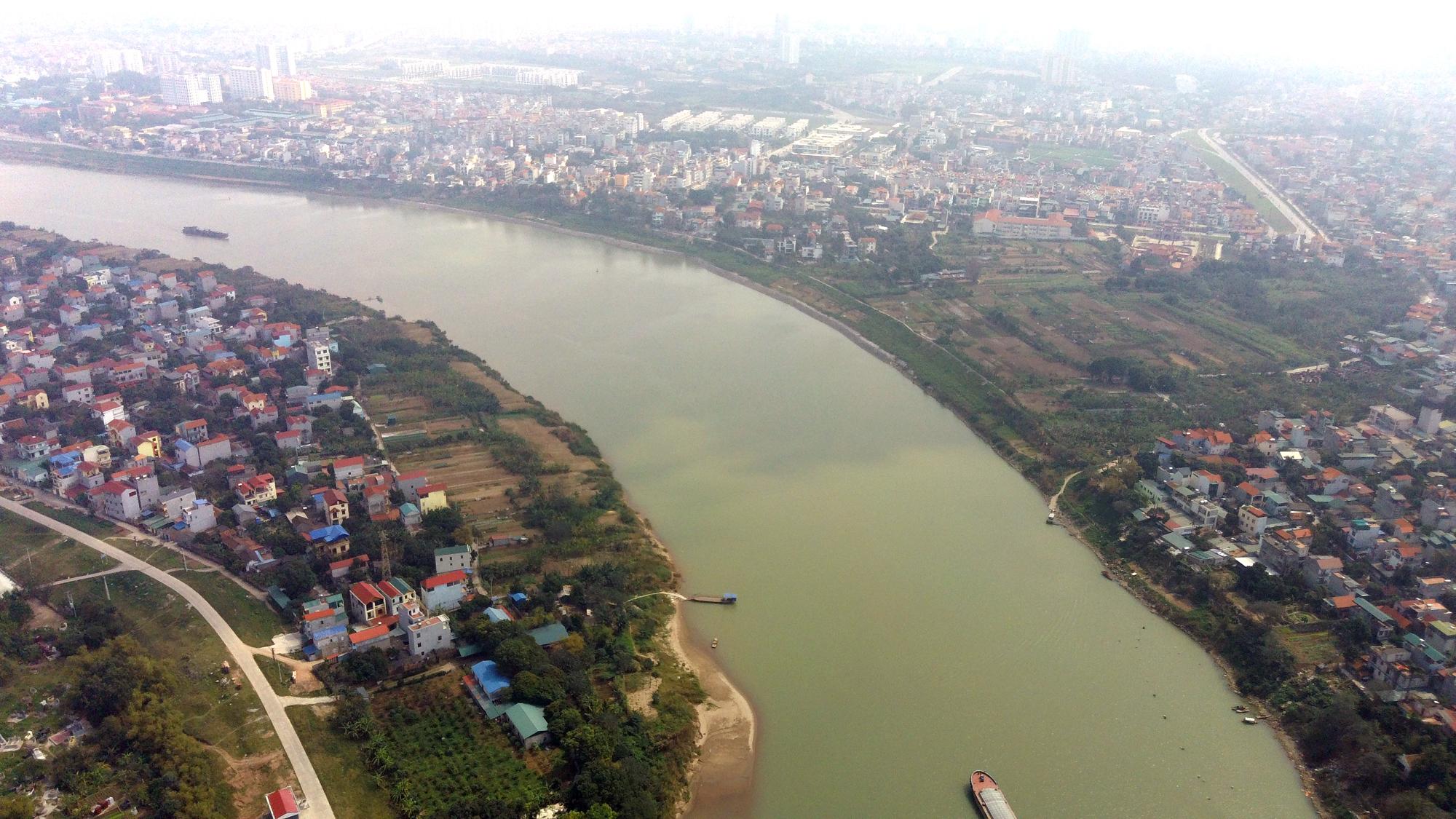 Hà Nội: Toàn cảnh các khu dân cư ven sông Hồng, sông Đuống thuộc diện di dời - Ảnh 20.
