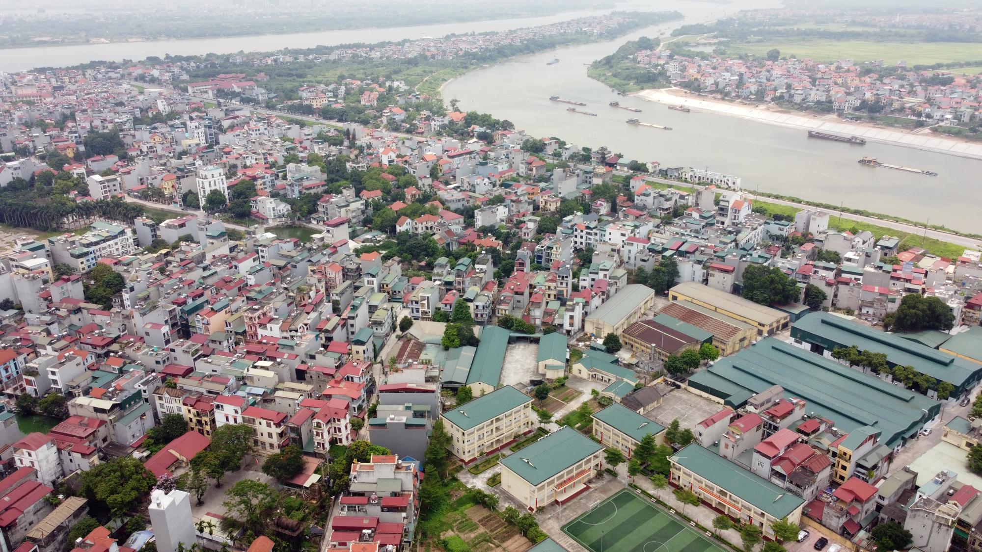 Hà Nội: Toàn cảnh các khu dân cư ven sông Hồng, sông Đuống thuộc diện di dời - Ảnh 21.