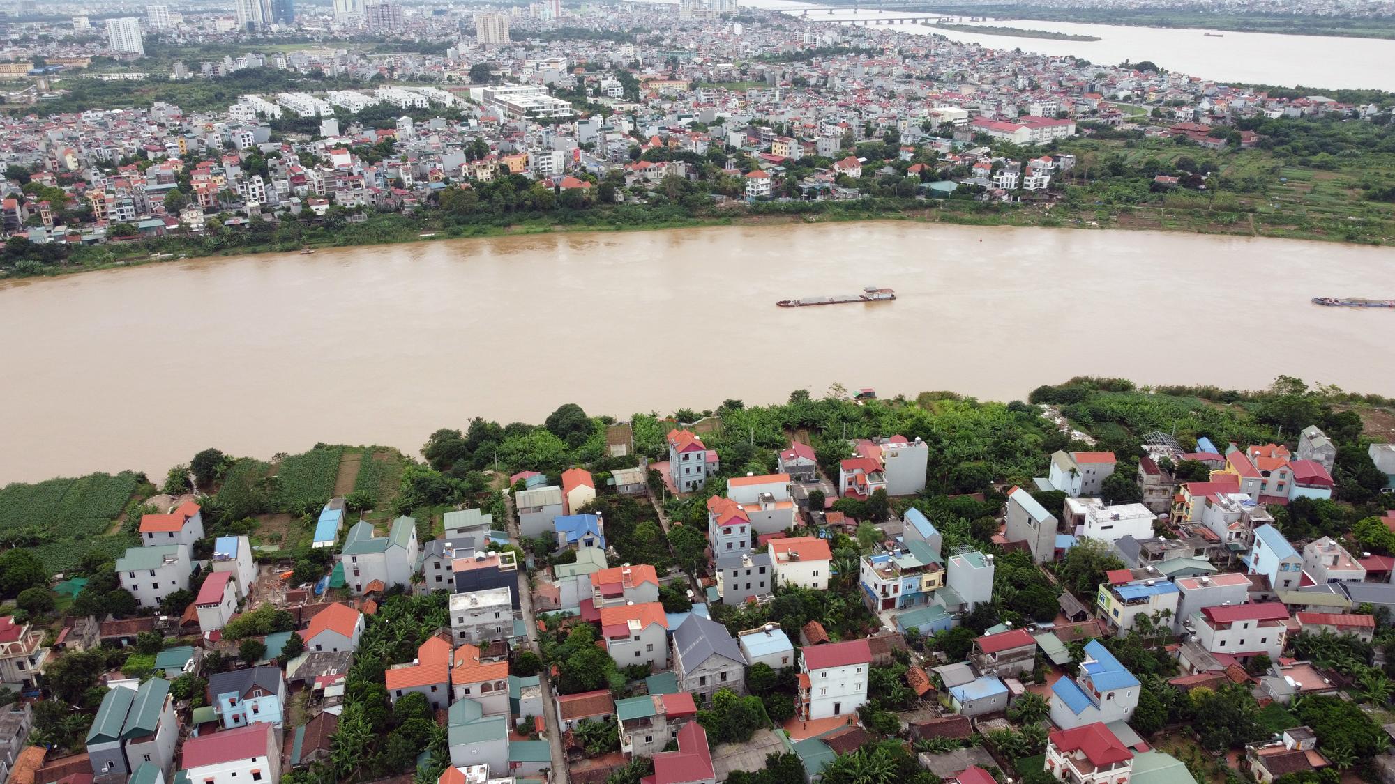 Hà Nội: Toàn cảnh các khu dân cư ven sông Hồng, sông Đuống thuộc diện di dời - Ảnh 22.