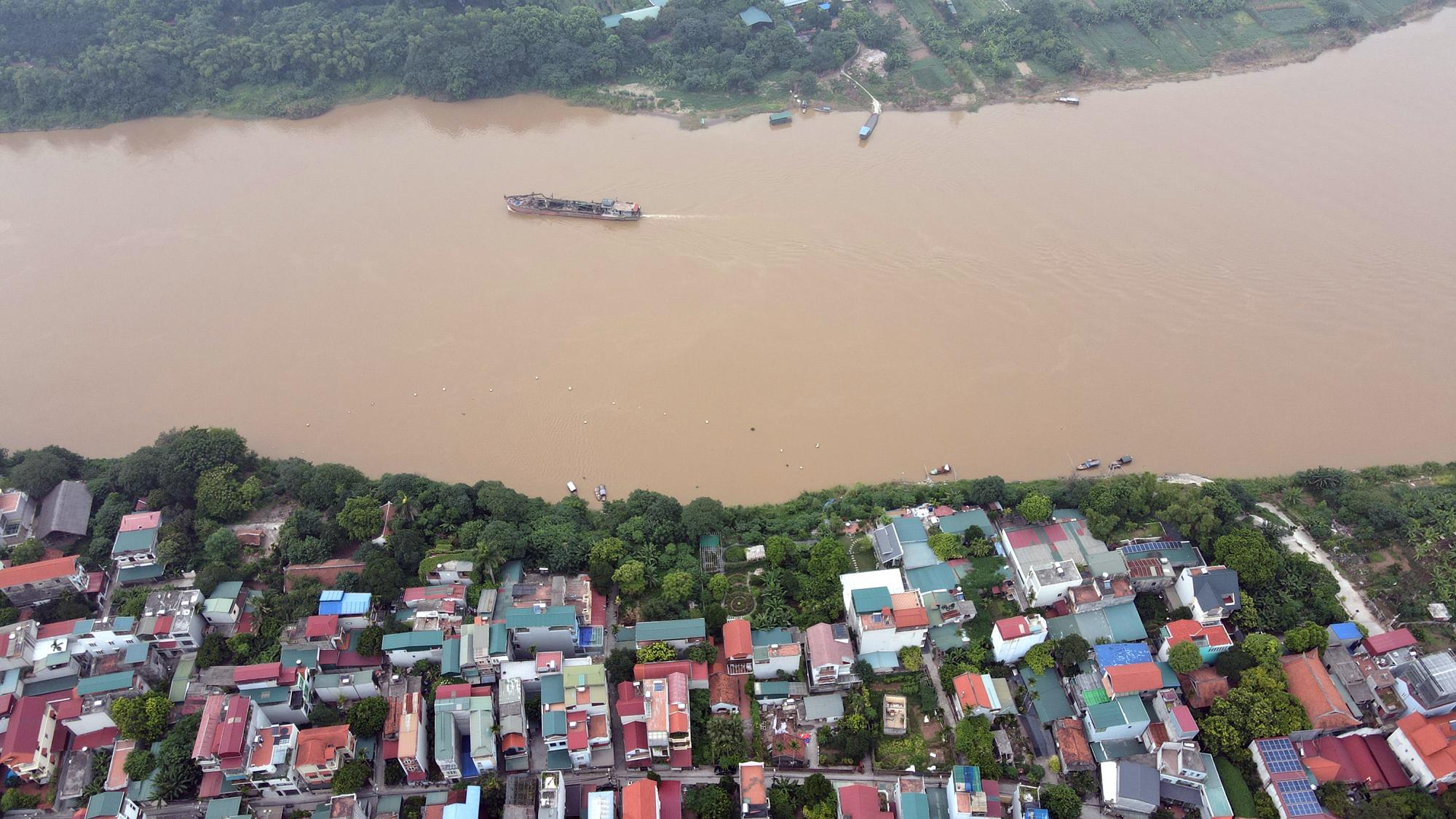 Hà Nội: Toàn cảnh các khu dân cư ven sông Hồng, sông Đuống thuộc diện di dời - Ảnh 5.