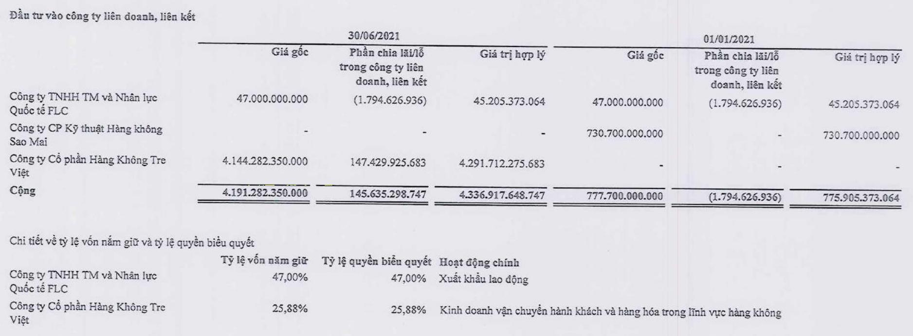 Tập đoàn FLC báo lãi 65 tỷ đồng sau nửa năm, đầu tư thêm trăm tỷ vào chứng khoán - Ảnh 2.