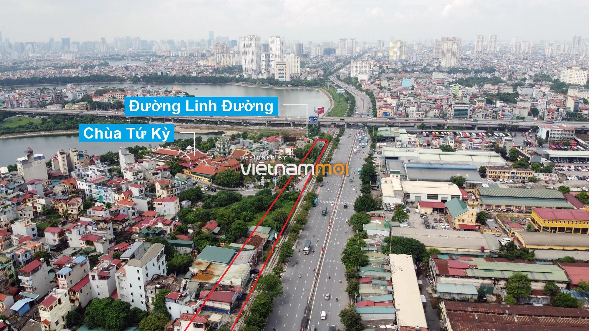 Những khu đất sắp thu hồi để mở đường ở quận Hoàng Mai, Hà Nội (phần 2) - Ảnh 6.