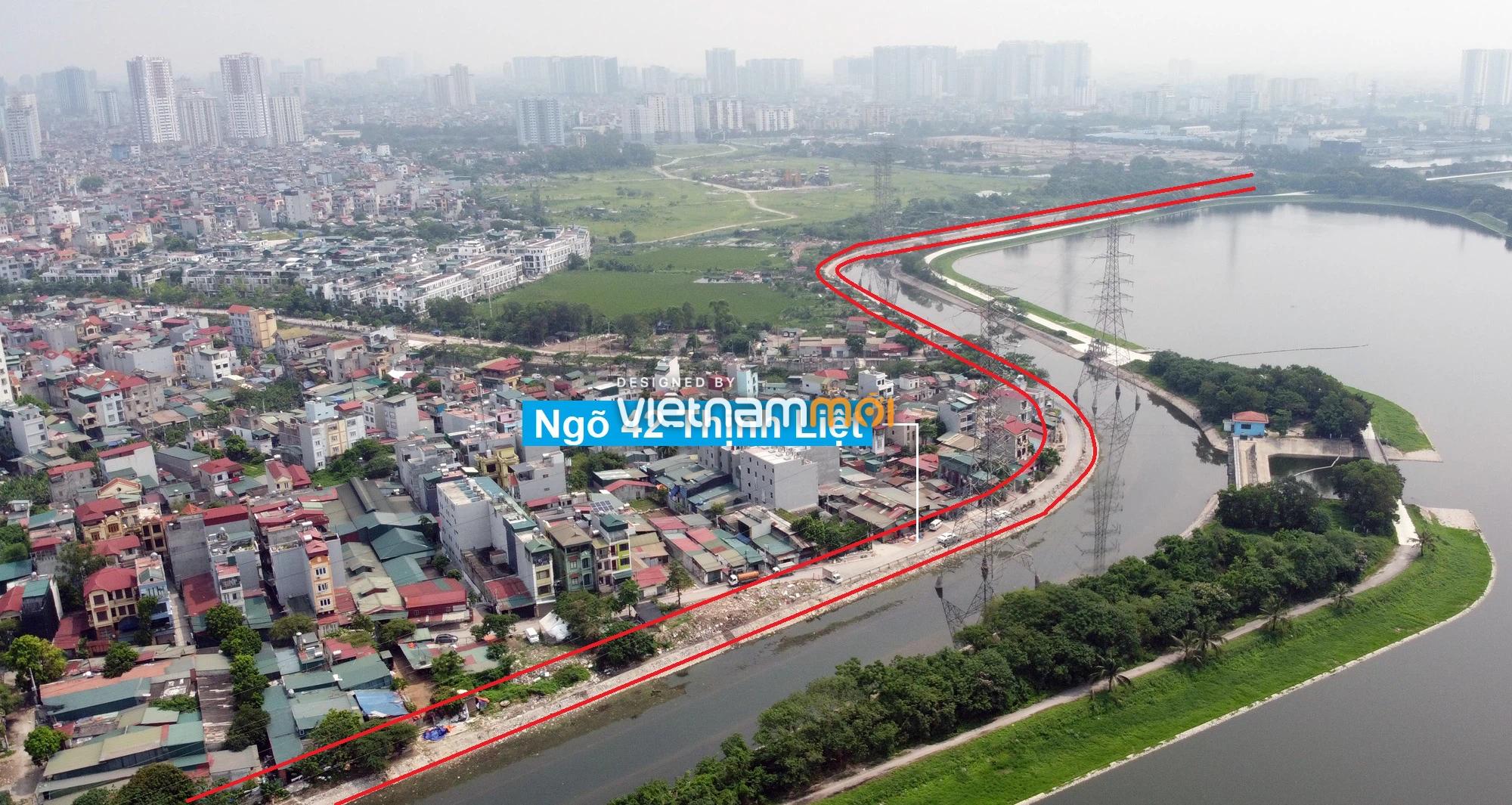 Những khu đất sắp thu hồi để mở đường ở quận Hoàng Mai, Hà Nội (phần 2) - Ảnh 14.