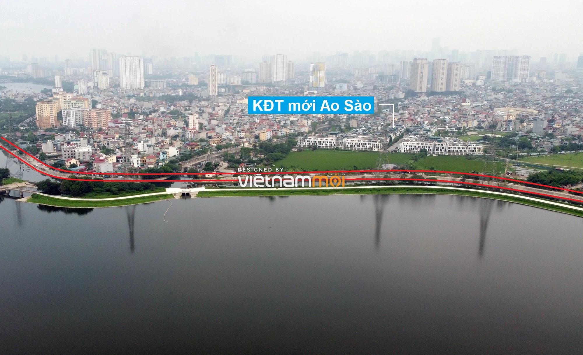 Những khu đất sắp thu hồi để mở đường ở quận Hoàng Mai, Hà Nội (phần 2) - Ảnh 15.