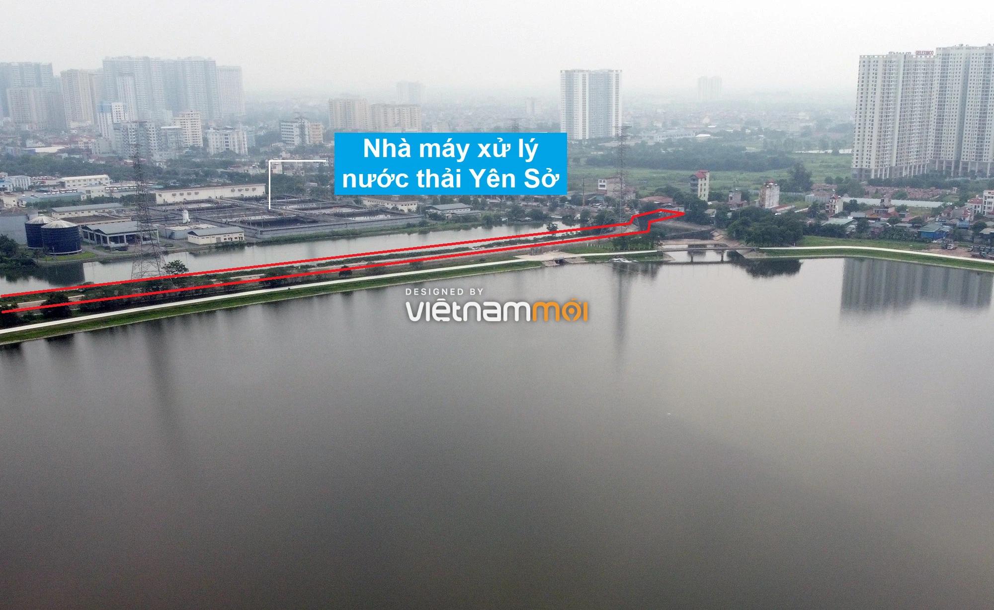Những khu đất sắp thu hồi để mở đường ở quận Hoàng Mai, Hà Nội (phần 2) - Ảnh 16.