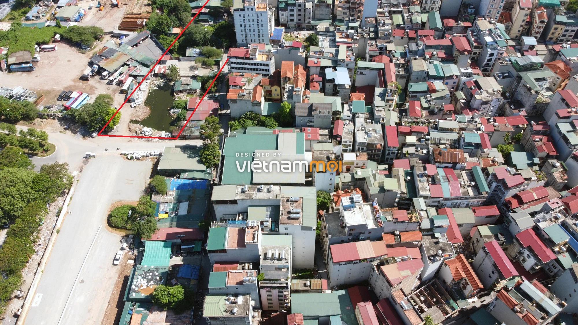 Những khu đất sắp thu hồi để mở đường ở phường Mỹ Đình 1, Nam Từ Liêm, Hà Nội (phần 2) - Ảnh 4.