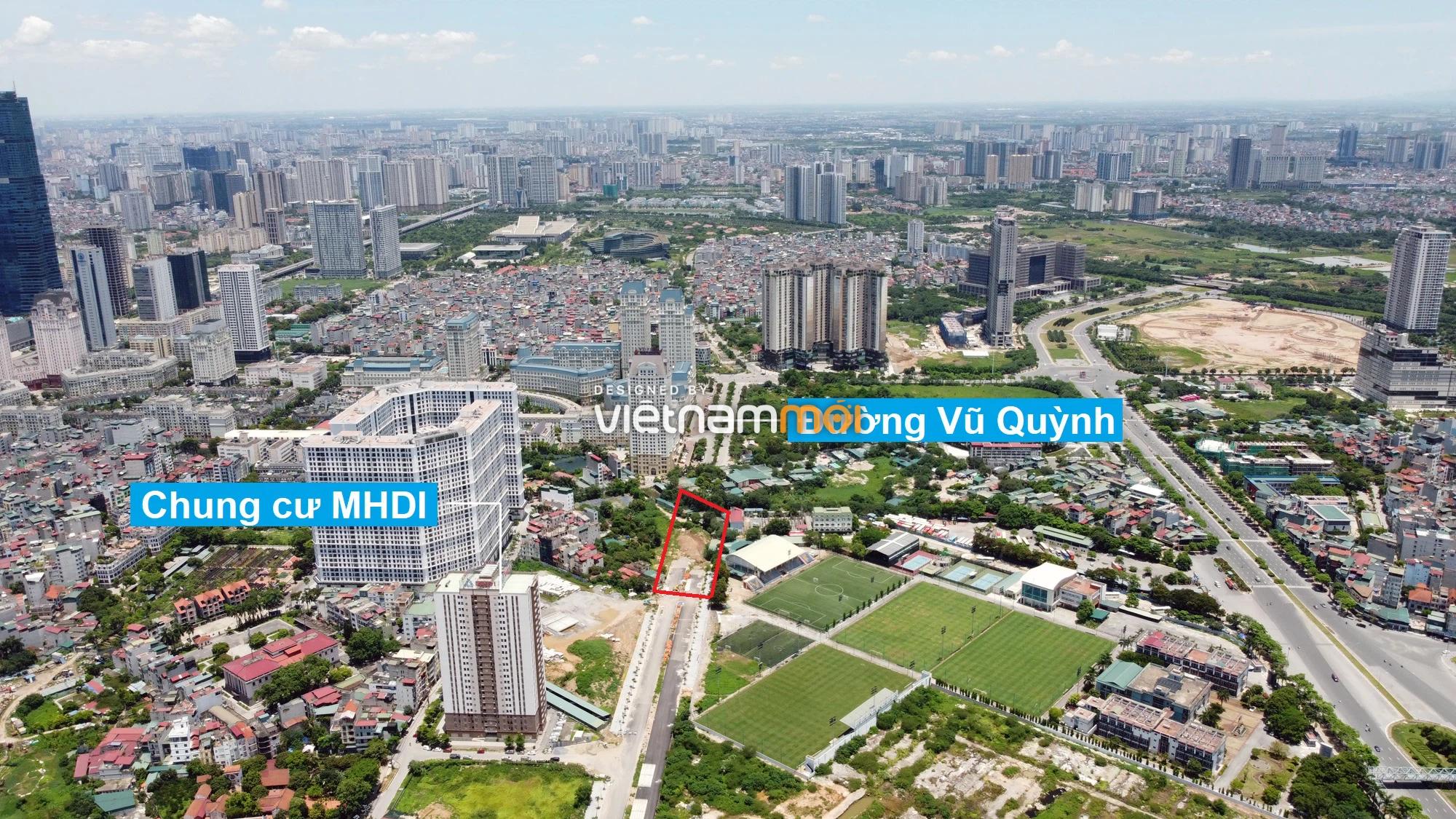 Những khu đất sắp thu hồi để mở đường ở phường Mỹ Đình 1, Nam Từ Liêm, Hà Nội (phần 2) - Ảnh 12.