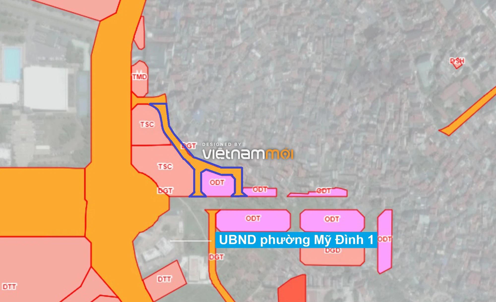 Những khu đất sắp thu hồi để mở đường ở phường Mỹ Đình 1, Nam Từ Liêm, Hà Nội (phần 2) - Ảnh 13.