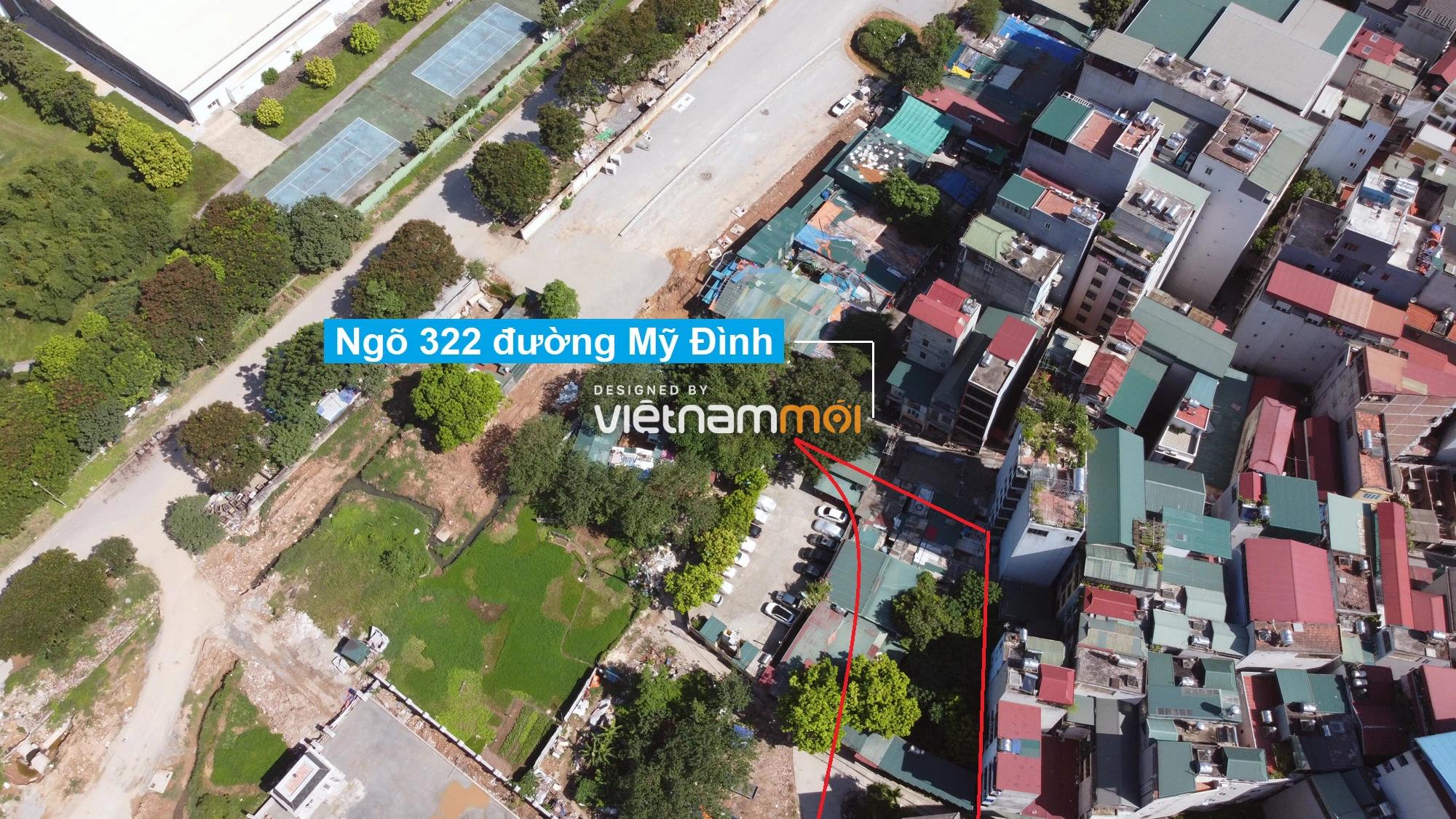 Những khu đất sắp thu hồi để mở đường ở phường Mỹ Đình 1, Nam Từ Liêm, Hà Nội (phần 2) - Ảnh 15.