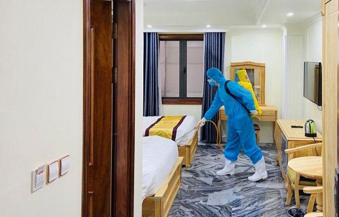 Giá phòng khách sạn tại Hà Nội giảm 16% - Ảnh 1.