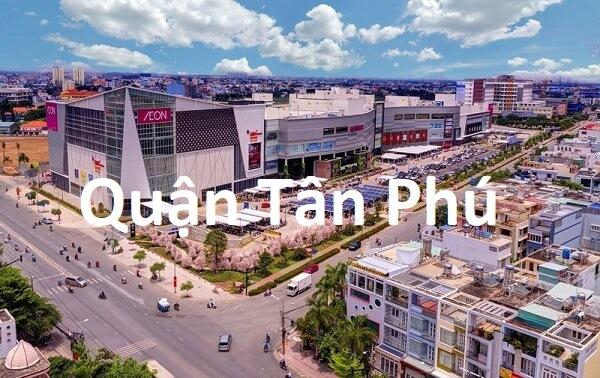 Danh sách các chợ ở Quận Tân Phú 2021 - Ảnh 1.