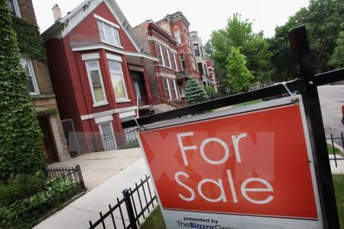 Doanh số bán nhà tại Anh đạt mức kỷ lục - Ảnh 1.