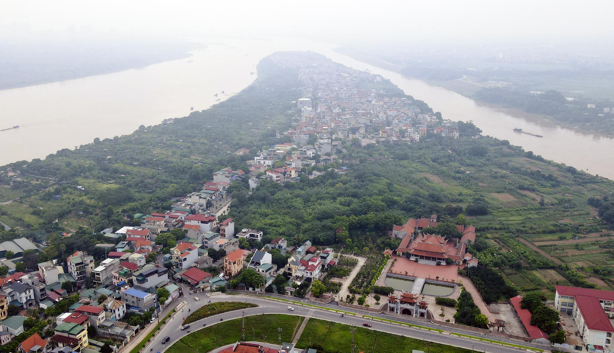 Quy hoạch phân khu sông Hồng: 5 khu dân cư dự kiến di dời, 26 KDC giữ nguyên  - Ảnh 2.