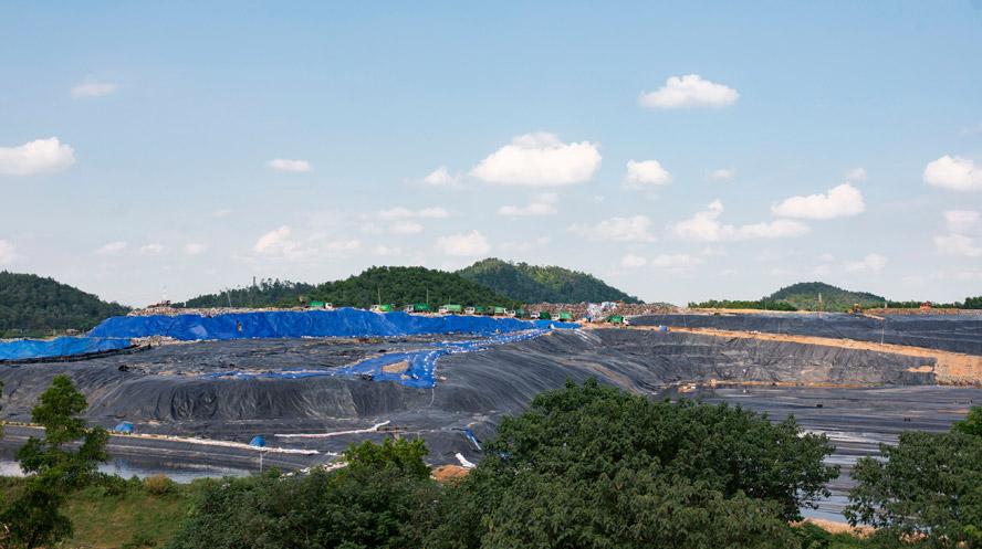 Giao 147.283 m2 đất xây dựng hạ tầng kỹ thuật khu tái định cư vùng ảnh hưởng môi trường tại Sóc Sơn - Ảnh 1.