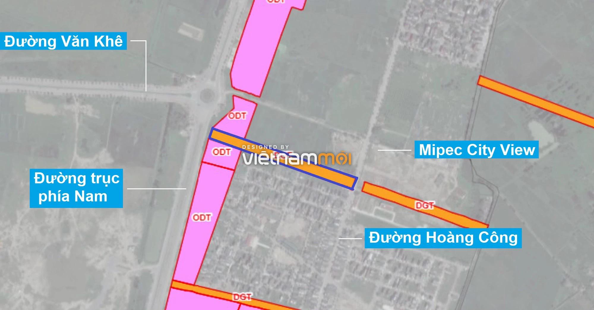 Những khu đất sắp thu hồi để mở đường ở phường Kiến Hưng, Hà Đông, Hà Nội (phần 1) - Ảnh 1.