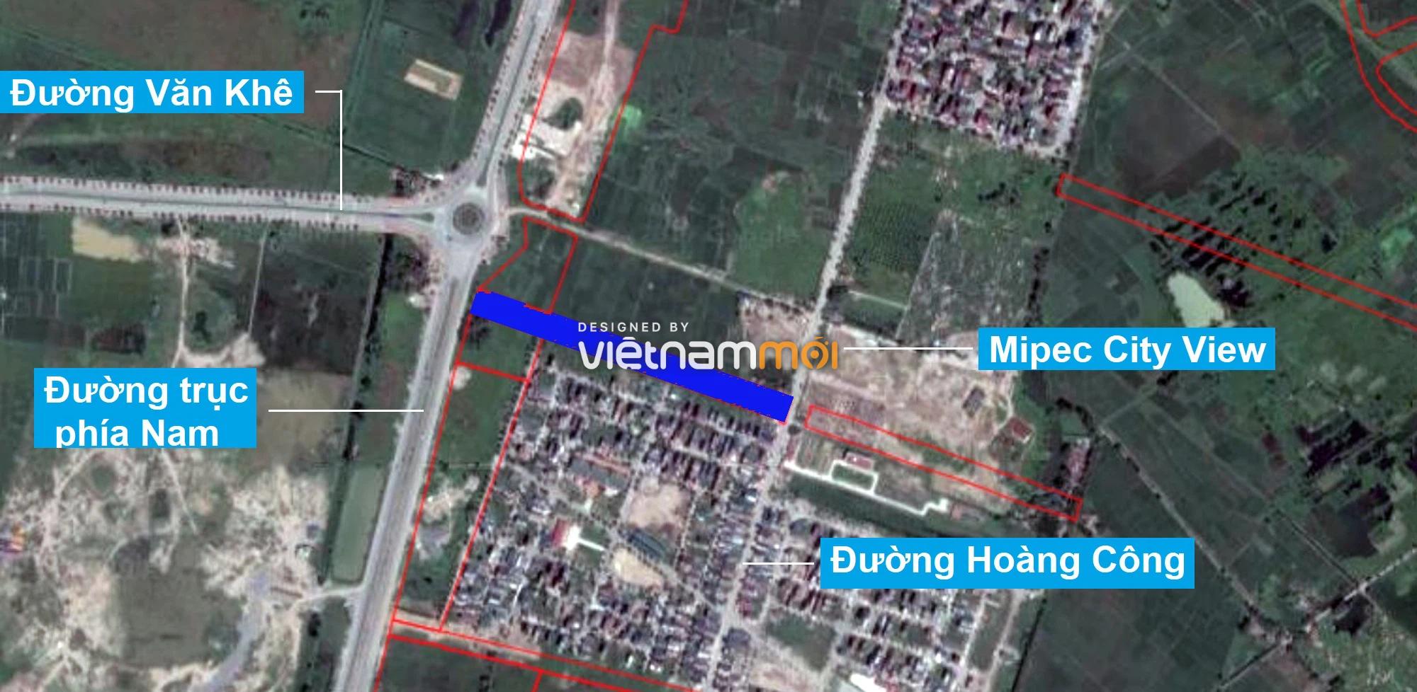 Những khu đất sắp thu hồi để mở đường ở phường Kiến Hưng, Hà Đông, Hà Nội (phần 1) - Ảnh 2.