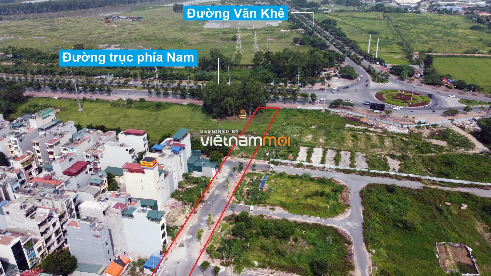 Những khu đất sắp thu hồi để mở đường ở phường Kiến Hưng, Hà Đông, Hà Nội (phần 1) - Ảnh 7.