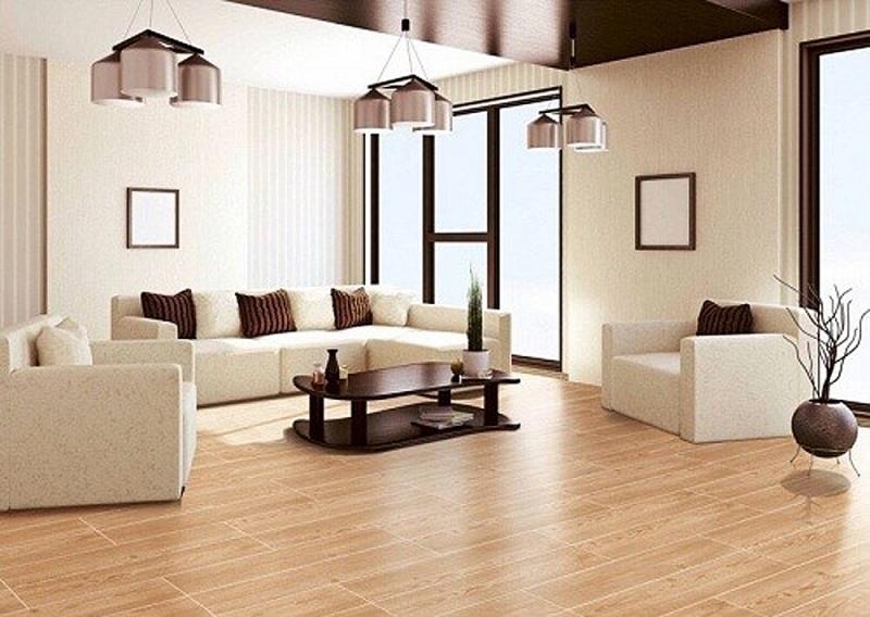 Bật mí cách chọn gạch giả gỗ cho từng không gian khác nhau - Ảnh 1.