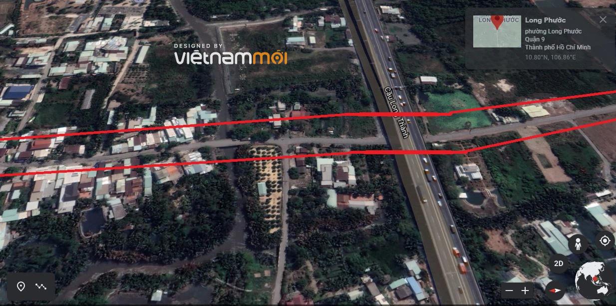 Đường sẽ mở theo quy hoạch ở phường Long Phước, quận 9, TP HCM - Ảnh 5.