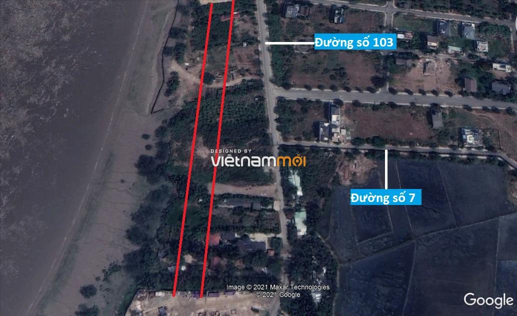 Đường sẽ mở theo quy hoạch ở phường Thạnh Mỹ Lợi, quận 2, Thủ Đức, TP HCM - Ảnh 5.