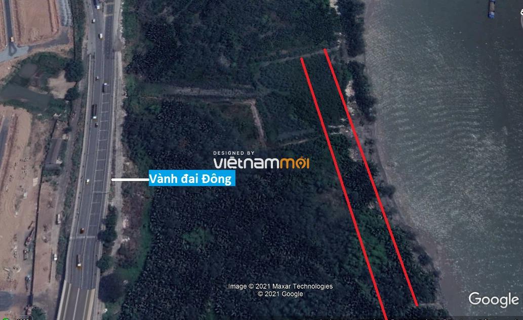 Đường sẽ mở theo quy hoạch ở phường Thạnh Mỹ Lợi, quận 2, Thủ Đức, TP HCM - Ảnh 13.