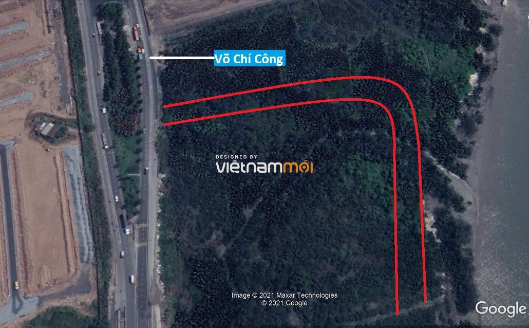 Đường sẽ mở theo quy hoạch ở phường Thạnh Mỹ Lợi, quận 2, Thủ Đức, TP HCM - Ảnh 14.
