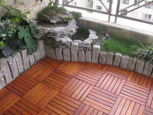 Bật mí cách chọn gạch giả gỗ cho từng không gian khác nhau - Ảnh 5.
