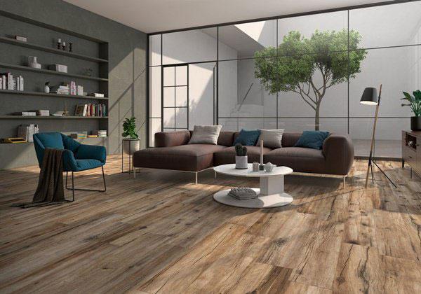 Bật mí cách chọn gạch giả gỗ cho từng không gian khác nhau - Ảnh 8.