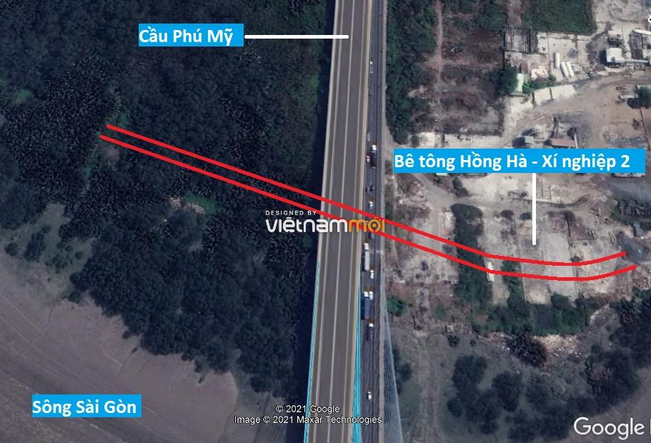 Đường sẽ mở theo quy hoạch ở phường Thạnh Mỹ Lợi, quận 2, Thủ Đức, TP HCM (phần 2) - Ảnh 5.