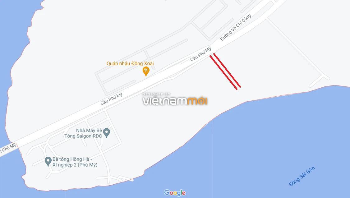 Đường sẽ mở theo quy hoạch ở phường Thạnh Mỹ Lợi, quận 2, Thủ Đức, TP HCM (phần 2) - Ảnh 8.