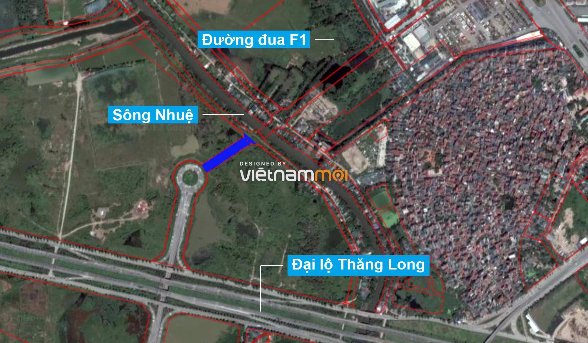 Những khu đất sắp thu hồi để mở đường ở phường Đại Mỗ, Nam Từ Liêm, Hà Nội (phần 1) - Ảnh 2.