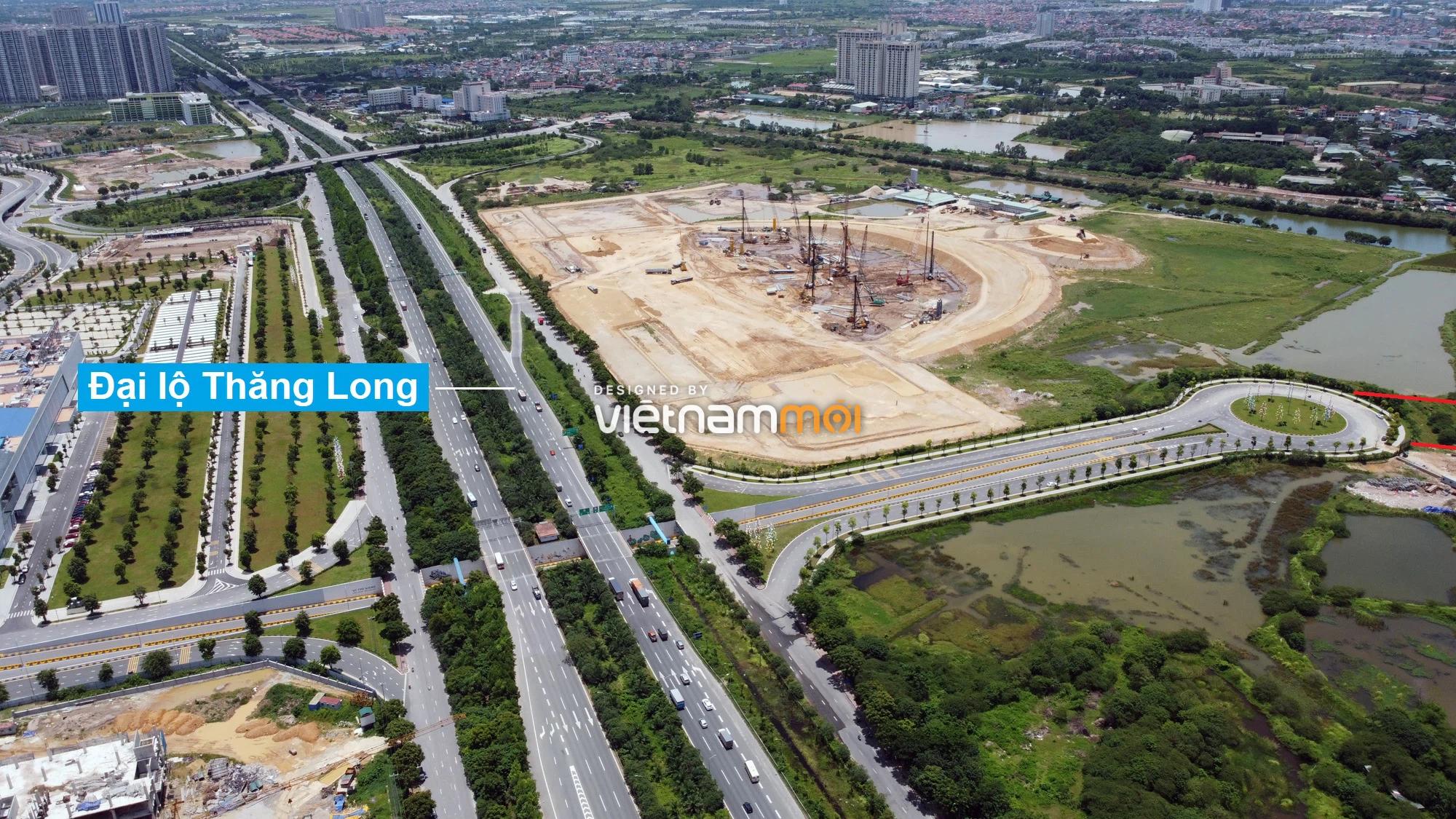 Những khu đất sắp thu hồi để mở đường ở phường Đại Mỗ, Nam Từ Liêm, Hà Nội (phần 1) - Ảnh 4.