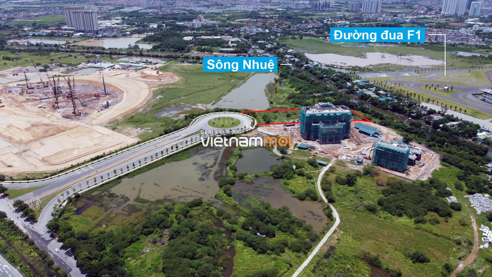 Những khu đất sắp thu hồi để mở đường ở phường Đại Mỗ, Nam Từ Liêm, Hà Nội (phần 1) - Ảnh 6.