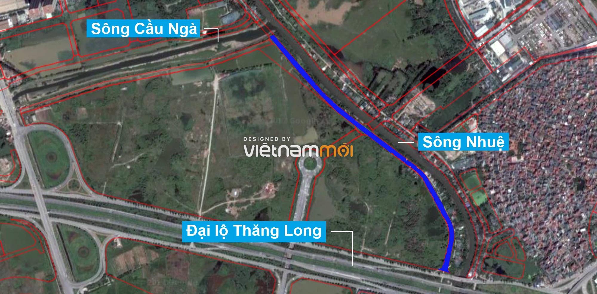 Những khu đất sắp thu hồi để mở đường ở phường Đại Mỗ, Nam Từ Liêm, Hà Nội (phần 1) - Ảnh 8.