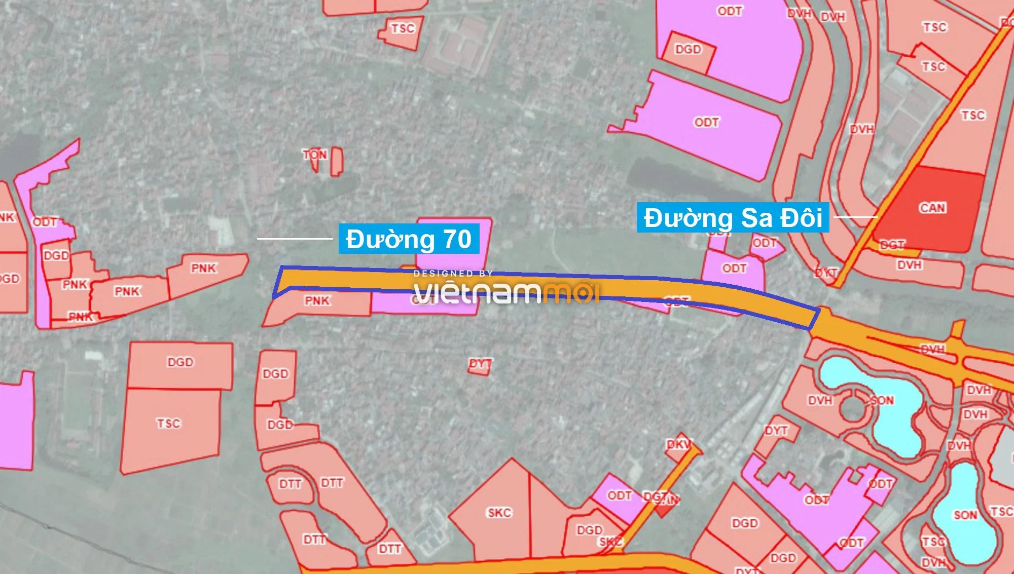 Những khu đất sắp thu hồi để mở đường ở phường Đại Mỗ, Nam Từ Liêm, Hà Nội (phần 1) - Ảnh 14.