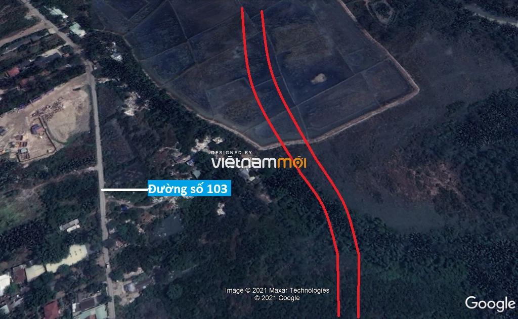 Đường sẽ mở theo quy hoạch ở phường Thạnh Mỹ Lợi, quận 2, Thủ Đức, TP HCM (phần 3) - Ảnh 3.